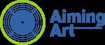 Aiming art full logo